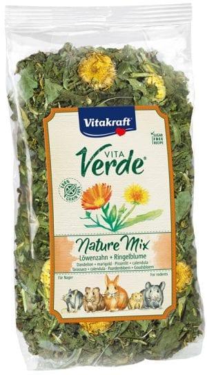 VitaVerde® Nature Mix paardenbloem & goudsbloem