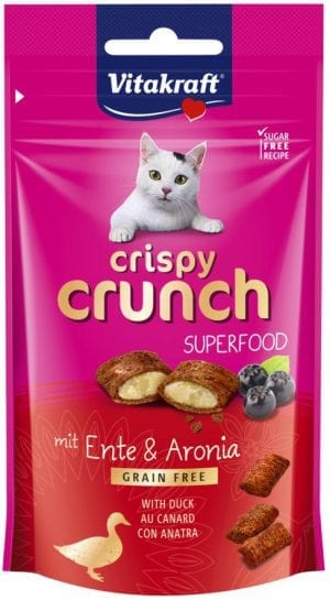 Crispy Crunch Superfood canard et baies d'aronia