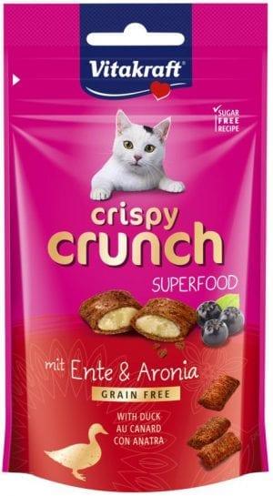 Crispy Crunch Superfood canard et baies d'aronia