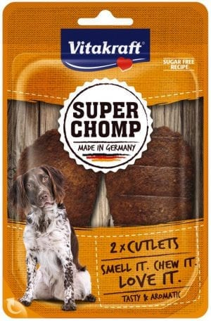 Super Chomp kotteletten