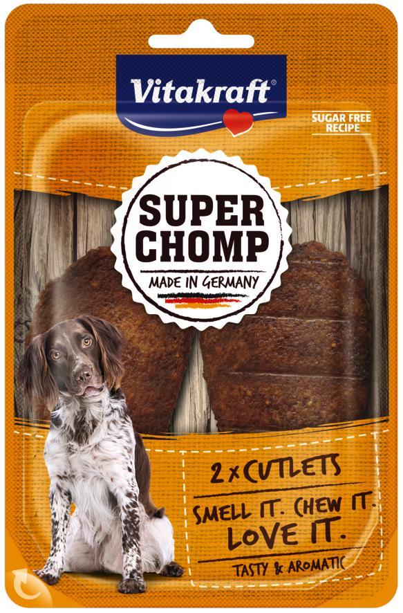 Super Chomp koteletten