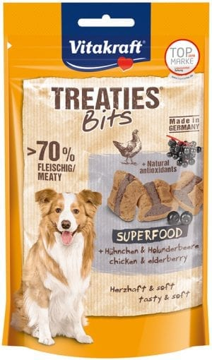 Vitakraft Treaties Bits Superfood