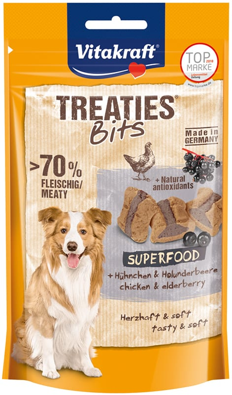 Vitakraft Treaties Bits Superfood