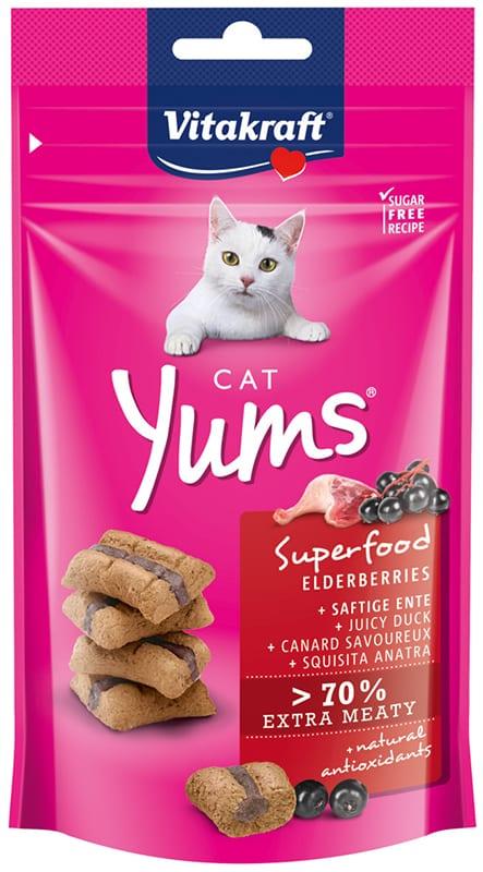 Vitakraft Cat Yums Superfood