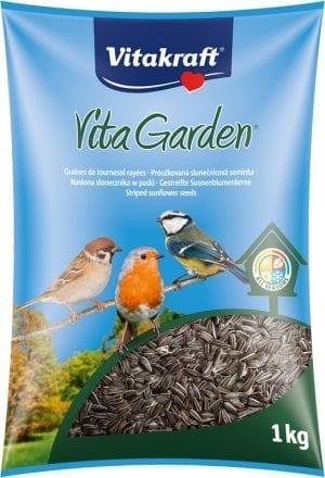 Vita Garden zonnebloempitten buitenvogels