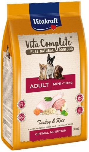 Vita Complete® Pure Natural Dogfood MINI ADULT 3 kg