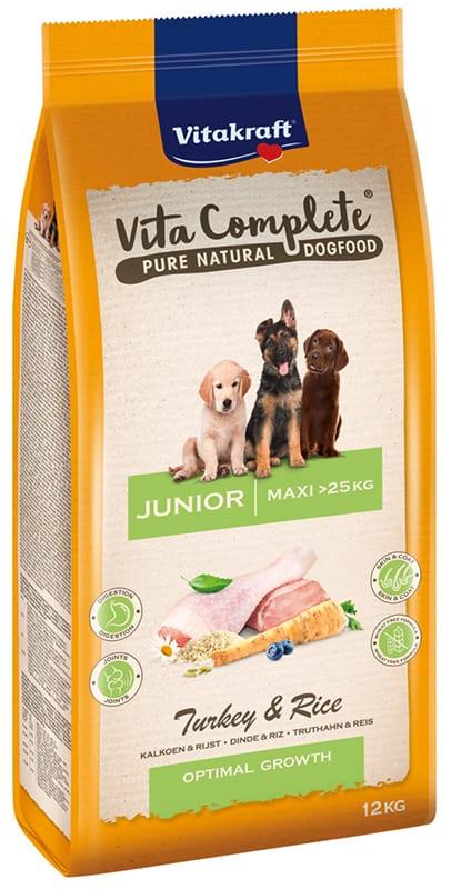 Vita Complete® Pure Natural Dogfood MAXI JUNIOR 12 kg