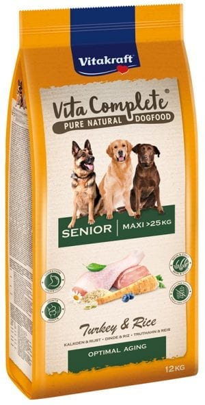 Vita Complete® Pure Natural Dogfood MAXI SENIOR