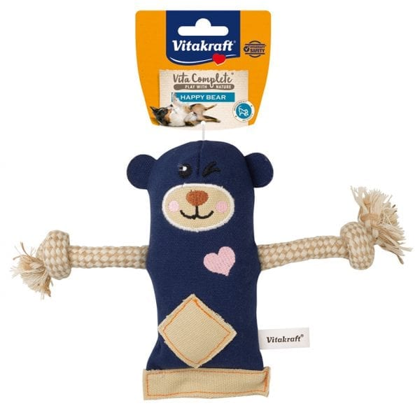 Vita Complete® Play with Nature Happy Bear / Ours en canevas
