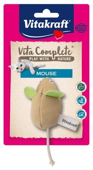 Vita Complete® Play with Nature Mouse/ muis