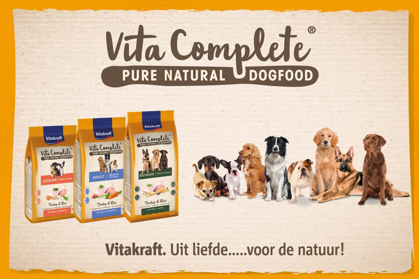 Vita Complete® Pure Natural Dogfood