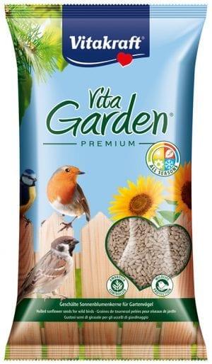 Vitakraft Vita Garden gepelde zonnebloempitten