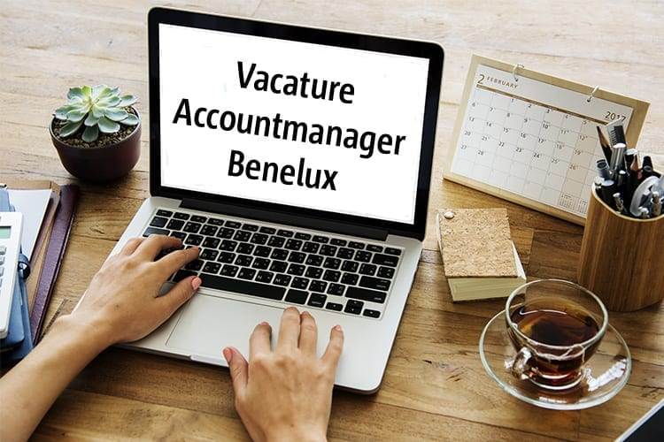 vacature accountmanager benelux